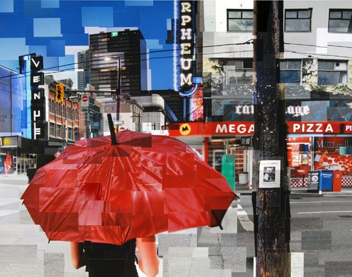 """Ross C. Kelly, """"Vancouver #5"""""""
