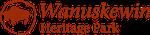 Wanuskewin Heritage Park logo