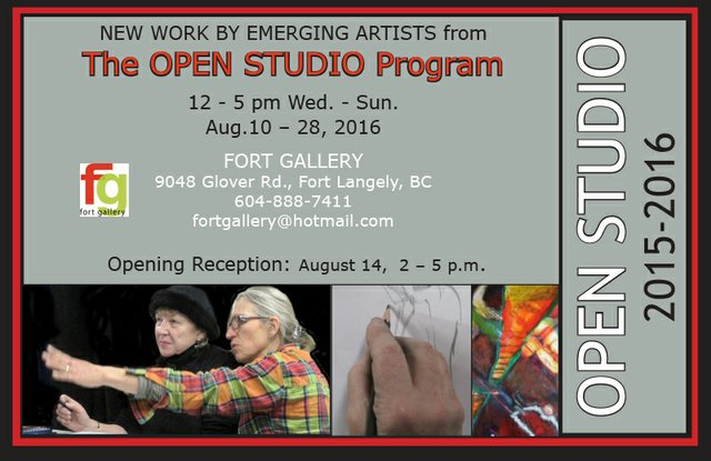 Fort Gallery Open Studio