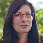 Lisa Baldissera (Image courtesy Art Canada Institute.)