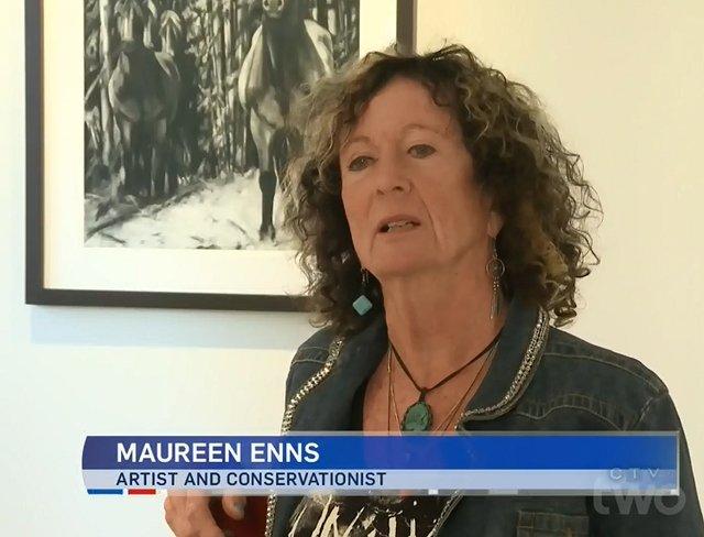 Maureen Enns (from video clip)