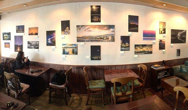 Galleria Rustico wall shot