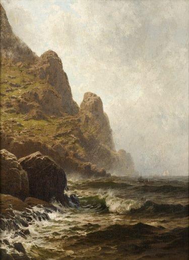 Alfred Thompson Bricher, Grand Manan