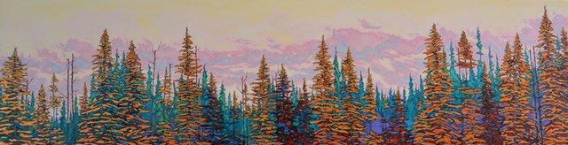 "Tracey Kucheravy, ""View At the Fork Series 2"""