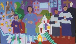 Robert Burke, Children and Change, 2013