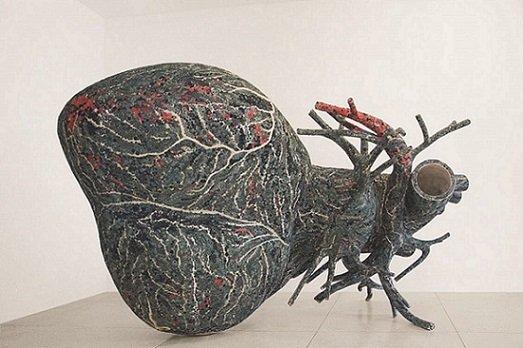 "Bharti Kher, ""An absence of assignable cause,"" 2007"