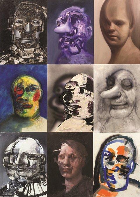 """Chris Flodberg, """"Automythology"""" (selection of 9/100), 2015-2016"""