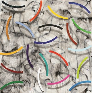 "Cole Morgan, ""Test Pattern,"" 2016"