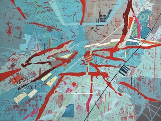 "Ira Hoffecker, ""Cleeve Common,"" 2016"