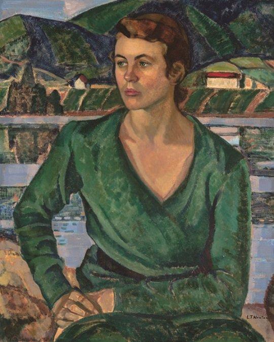 "Lilias Torrance Newton, ""Frances McCall,"" circa 1931"