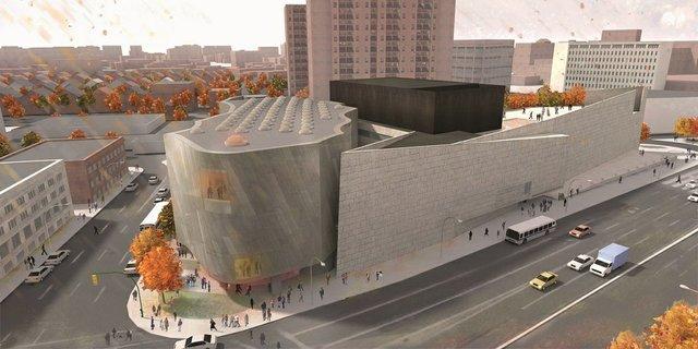 Inuit Art Centre - Winnipeg Art Gallery