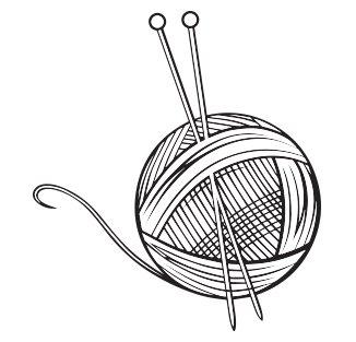 Knit Knatter logo