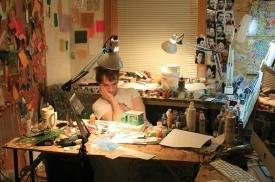 """Artist Chris Millar"""