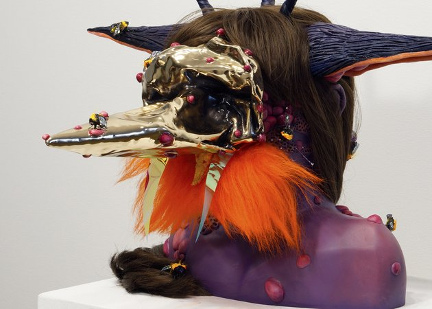 "DaveandJenn, ""PAINTEATER / Thin Skin Thick Hide,"" 2015"