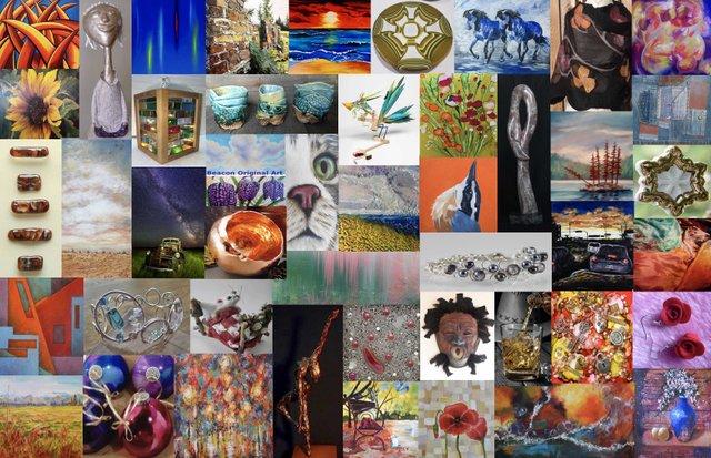 Beacon Original Art Annual 2-Day Fall Exhibition & Sale