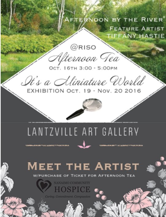 Lantzville Art Gallery event
