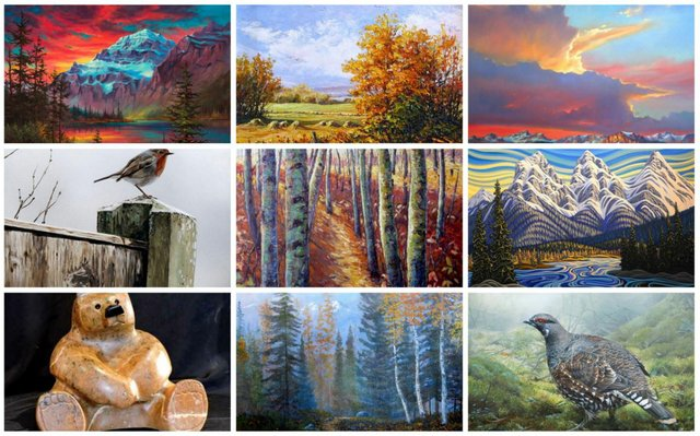 Picture This - Great Fall Art Event