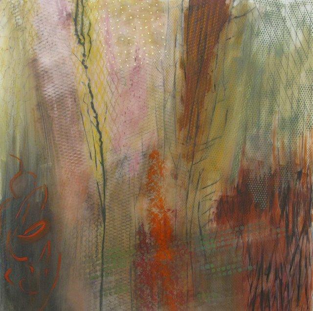 "Lynn Malin, ""27 Earth Études: Woods,"" nd"