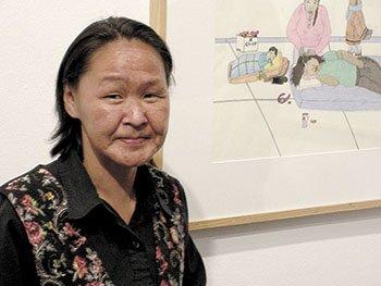 Annie Pootogook (2009)