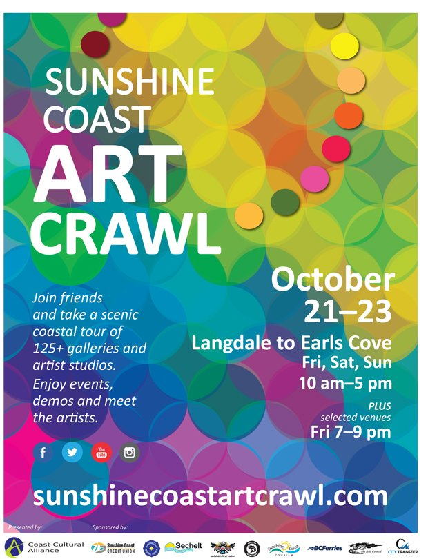 Art Crawl 2016