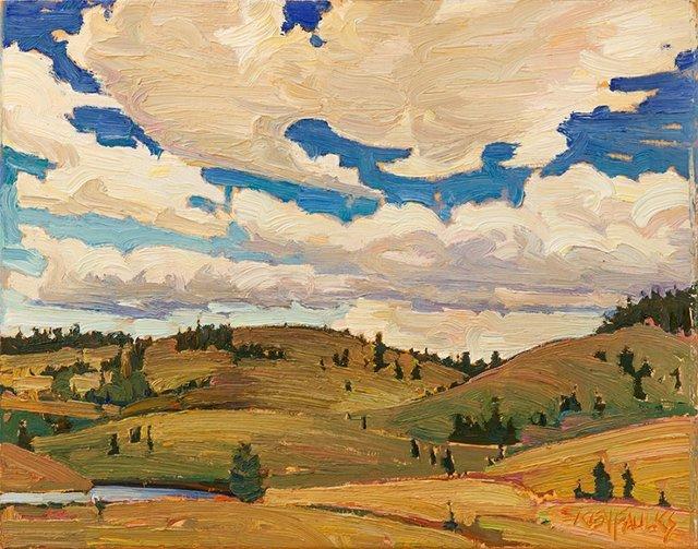 "Ken Faulks, ""Sunny Hills,"" nd"