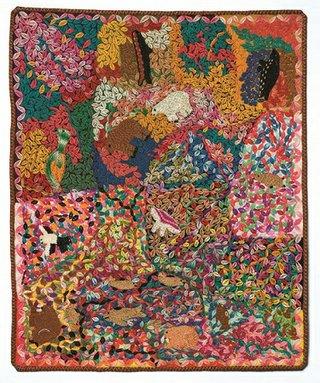 Fanny Algaalaga Avatituq, Weaving, ca 1980