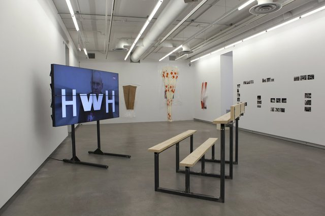 "Christian Jankowski, ""Heavy Weight History,"" 2013"