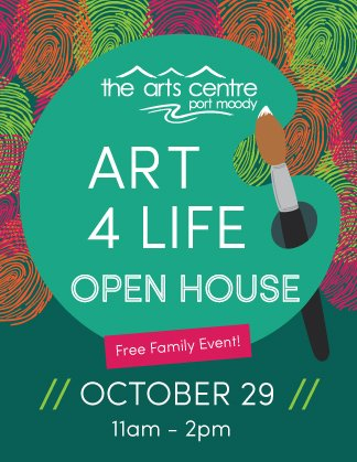 Port Moody Arts Centre Open House