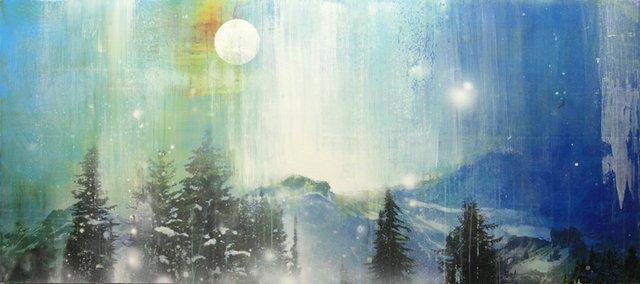 """Steven Nederveen, """"Mountain Vista,"""" nd"""