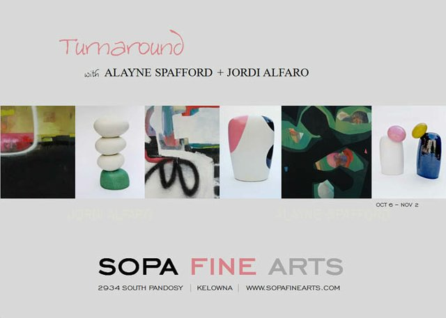 Turnaround at SOPA Gallery