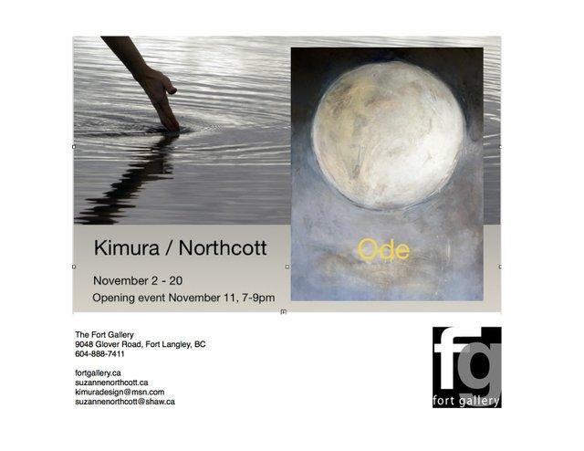 Kimura Northcott invite