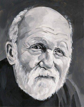 "Carole Freeman, ""48 Portraits, Ivan Eyre,"" nd"