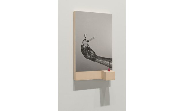 "Valérie Blass, ""Vices – épater,"" 2014"