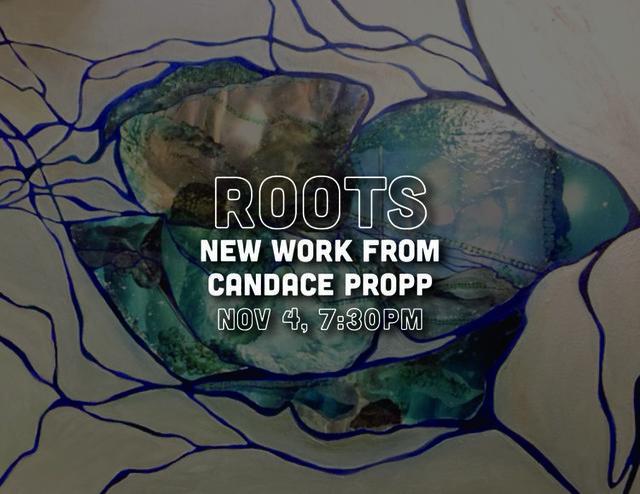 "Candace Propp, ""New Work,"" nd"