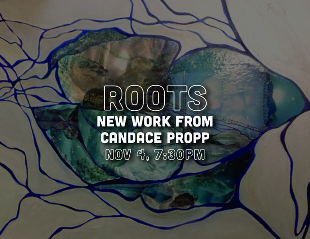 "Candace Propp, ""New Work,"" nd"