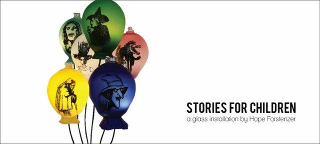 "Hope Forstenzer, ""Stories for Children,"" nd"