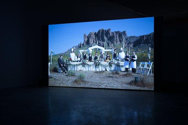 """Hans Op de Beeck, """"Celebration,"""" 2008"""