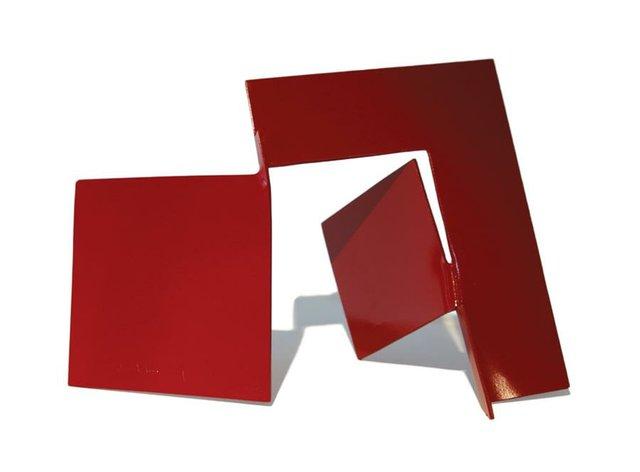 """Robert Murray, """"Red Sculpture,"""" nd"""