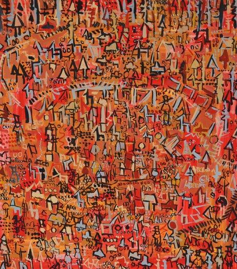 """Lorenzo Dupuis, """"Écarté,"""" 2016"""