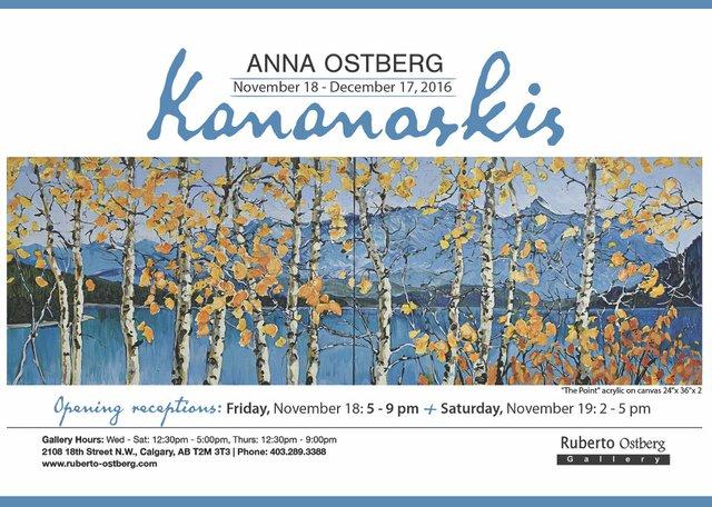 Anna Ostberg - Kananaskis