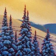 """Lisa Riehl, """"Alpine Allure,"""" nd"""