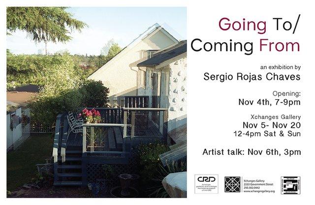 Sergio Rojas Chaves invite