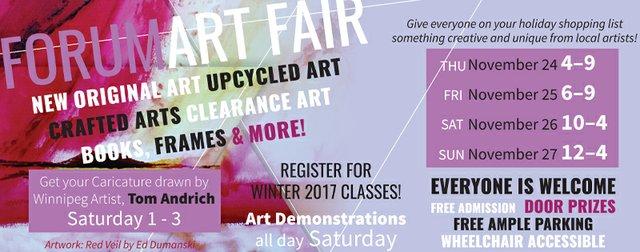 Forum Art Fair