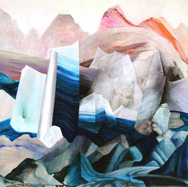 """Megan Krause, """"The Mobile Landscape,"""" nd"""
