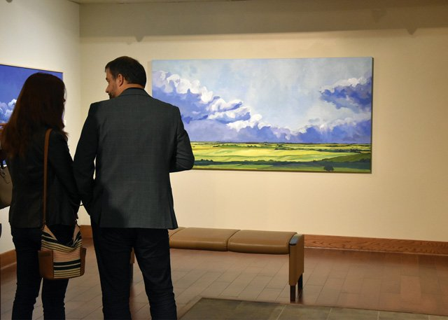 "Butler Gallery ""Landscape Musings,"" nd"