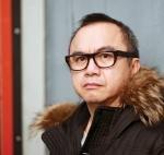The artist Ken Lum.