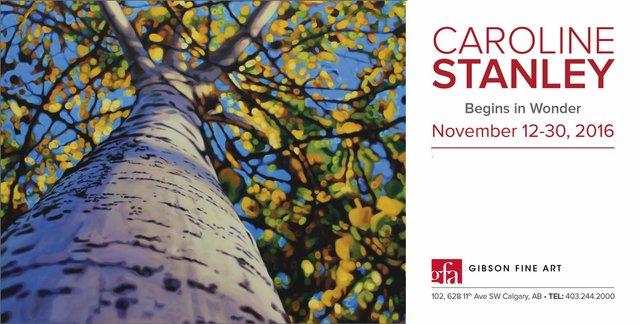 Caroline Stanley invitation