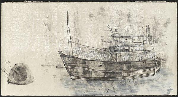 """Tomoyo Ihaya, """"Refuge,"""" 2015"""