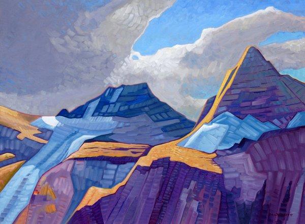 "Nicholas Bott,""Martin Peak,"" nd"