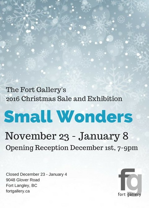 Fort Gallery Small Wonders 2016